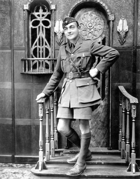 Captain Walter Wanderwell