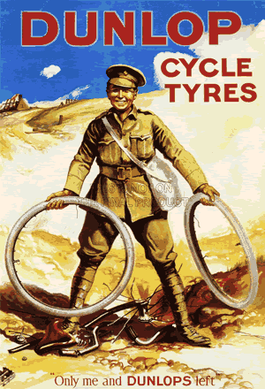 Dunlop Cycle Tires