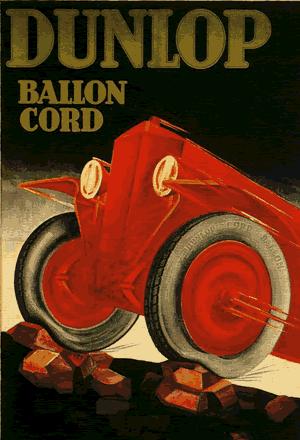 Dunlop Poster - Ballo Cord