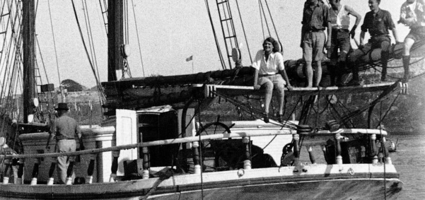 Murder on the Wanderwell Yacht